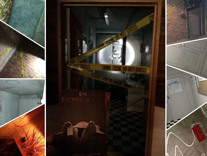 Telok Blangah House Escape Room